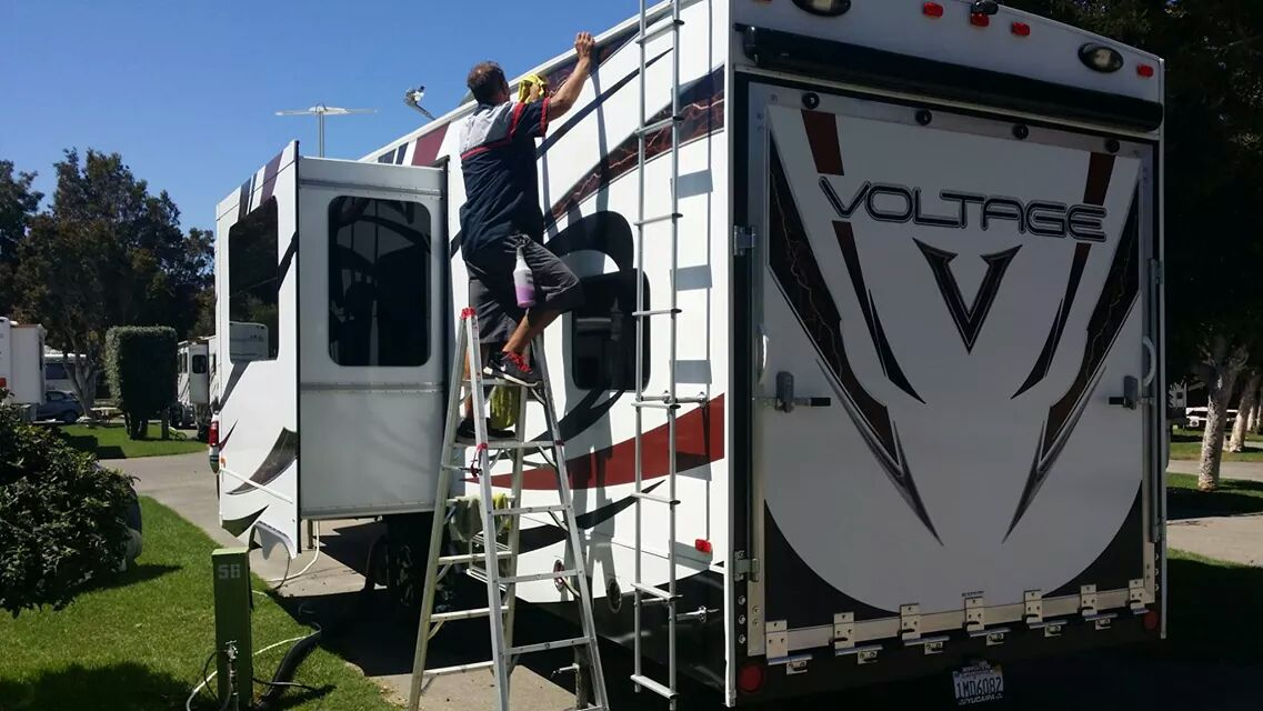 Boat - Auto - Motorcycle - RV, Detailing